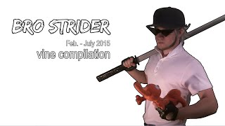 Bro Strider | Vine Compilation 1 | The Broginning