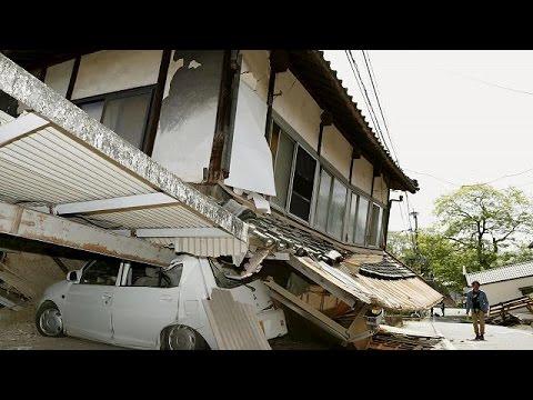 Japonya'da şiddetli deprem can aldı