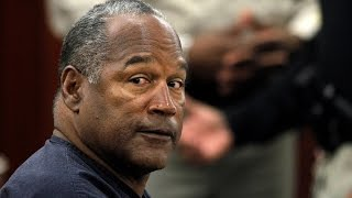 O.J. Simpson Up for Parole, Could Be Released From Prison in October