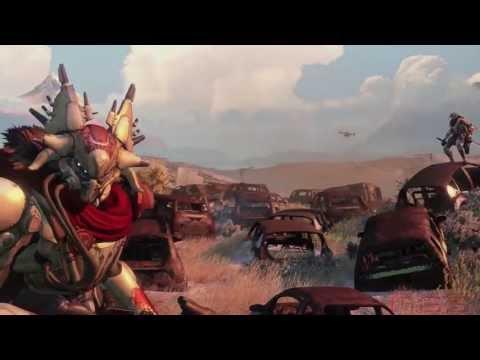 Destiny - Геймплей E3 2013