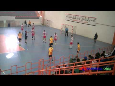 Derby de Tunis Junior Handball : Esperance Sportive De Tunis Vs Club Africain