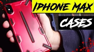 Don't go NAKED| Ringke IPHONE XS MAX cases reviewed