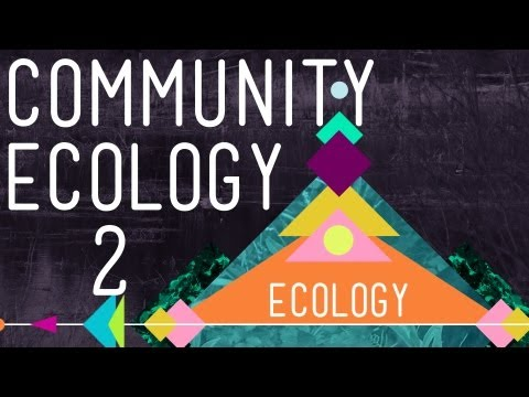 Community Ecology II: Predators - Crash Course Ecology #5