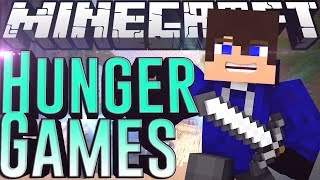 """Minecraft: Hunger Games """"CAKE PARTY"""" EPISODE 2"""