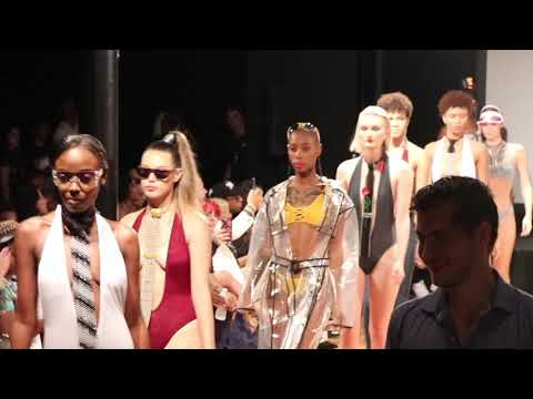 NYFW- Street Fashion Week with designer GD Swimwear