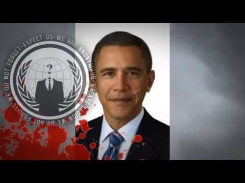 Anonymous: White House Terrorist!