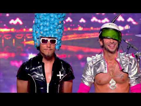 Explosion de caca - France's Got Talent 2013 audition - Week 5