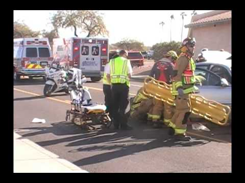 Lake Havasu City, AZ - Vehicle Accident on 2/18/2014