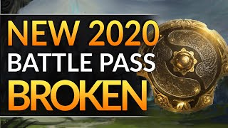 NEW 2020 BATTLE PASS IS BROKEN! - TI10 Battle Pass In-depth Review - Dota 2 Guide