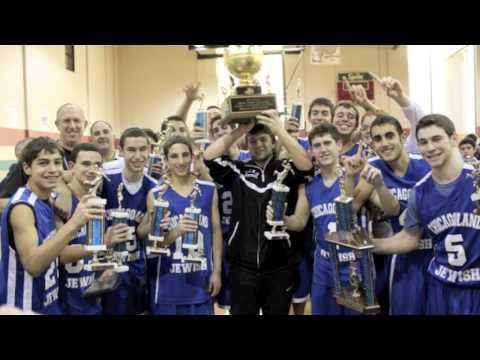 Chicagoland Jewish High School Athletics 2012-2013