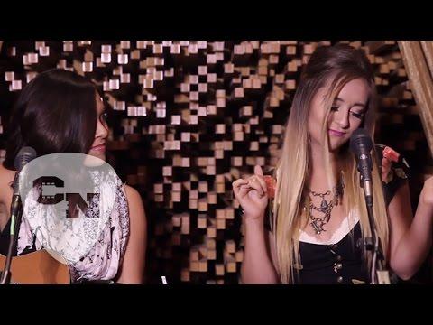 Megan and Liz Perform