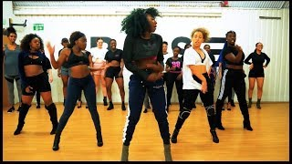 FRANK EDWARDS - I MADE IT (AFRO IN HEELS) PATIENCE J CHOREOGRAPHY