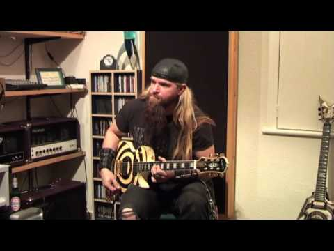 The Official Zakk Wylde 'Farewell Ballad' at Jamtrackcentral.com
