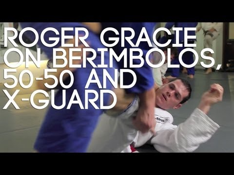 Roger Gracie: Berimbolos, funky techniques and learning BJJ from YouTube Image 1