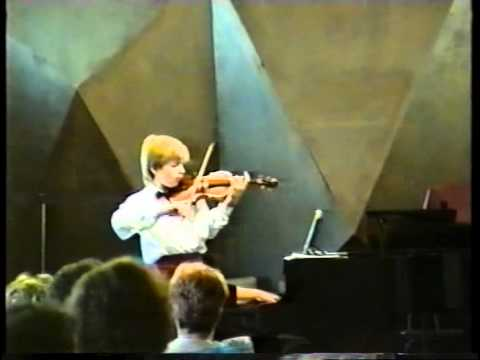 Johnny Gandelsman plays Sarasate Carmen 1992
