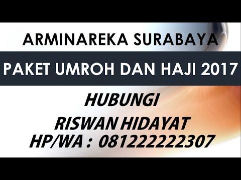 Gambar travel umroh surabaya 2017