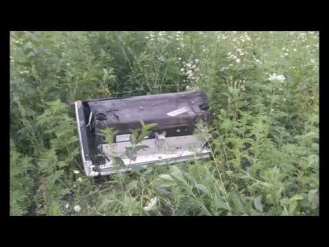 Photos the crashed MAS Boeing 777 @  MH17 Malaysia Airline crashed  17 July 2014