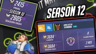 Overwatch Placements Are a JOKE