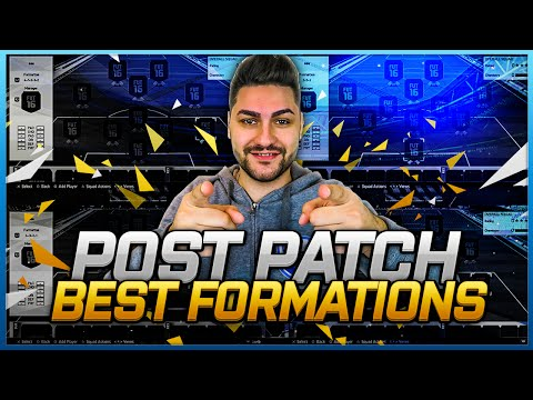 BEST NEW POST-PATCH FORMATION!! FIFA 17 4231