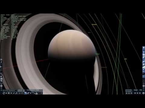 Space Engine (version 0.972) Solar System [HD 1080p 60fps]