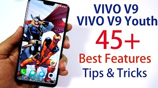 Vivo V9 / Youth 45+ Best Features and Tips and Tricks