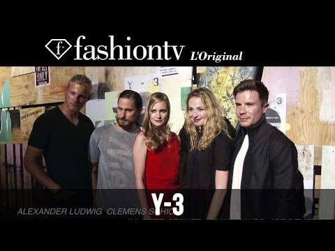Y-3 Men Spring/Summer 2015 Arrivals | Paris Men's Fashion Week | FashionTV