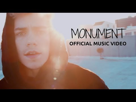 MONUMENT   Official Music Video   Wes Tucker