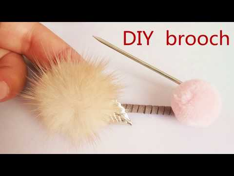 DIY: chuxin Accessories | Necklace, Pins, Brooches - YouTube