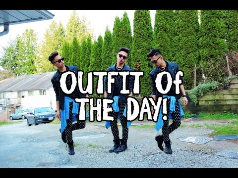 OUTFIT OF THE DAY!   MEN'S STYLE