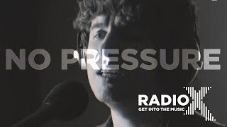 The Kooks No Pressure Acoustic Radio X Session