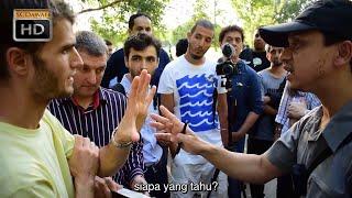 Download Lagu P1 - Di Mana Yesus Mengaku Tuhan?' Mansur Vs Christians | Speakers Corner | Hyde park Gratis STAFABAND