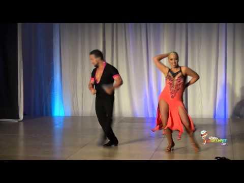NESTOR MANUELIAN & ERIN SOO KEE, AUSTRALIA, PRO AM COUPLE, FINAL ROUND, WLDC 2014