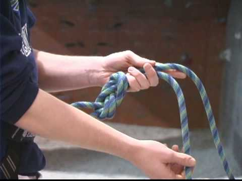 Knot-Tying for Rock Climbing