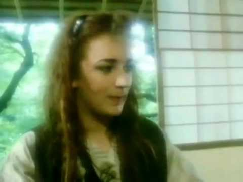 boygeorge culture club tour to japan with jool's,b,g shows as how to put make up on