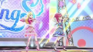 (HD)Aikatsu!- 2wingS- [Friend]- Episode 100