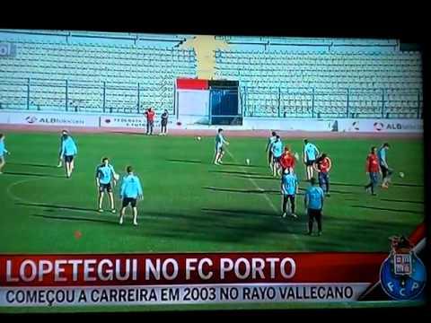 Julen Lopetegui Treinador do FC PORTO - Curriculum - 2014/15 !!!