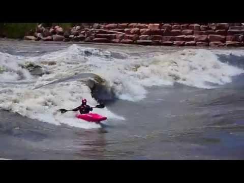 Team Jackson Kayak does Glenwood, 2014