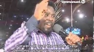 SCOAN 10/05/14: Let There Be CALMNESS: Mighty Mass Prayer With TB Joshua, Emmanuel TV