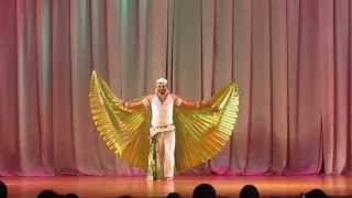 "Azad Kaan (Turkey/Germany) Азад Каан - г. Казань 2013 Gala-Show чемпионат ""Сююмбике"""