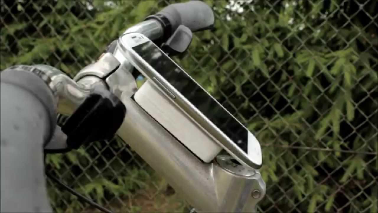 Diy Bike Locker Diy Bike Phone Holder 3m Dual