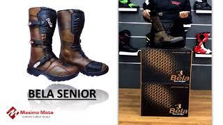 Bela Senior - Botas de Moto - Maximo Moto