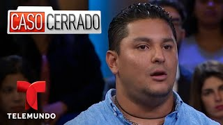 Caso Cerrado | Husband Asks Wife To Cheat On Him 🤔😘💔 | Telemundo English