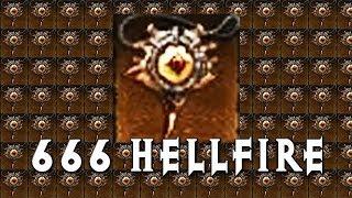 666 CRAFTS HELLFIRE
