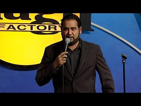 Raj Sharma - Call Me Nacho (Stand Up Comedy)