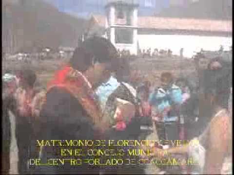 ccaccamarca: MATRIMONIO DE MACHO avi