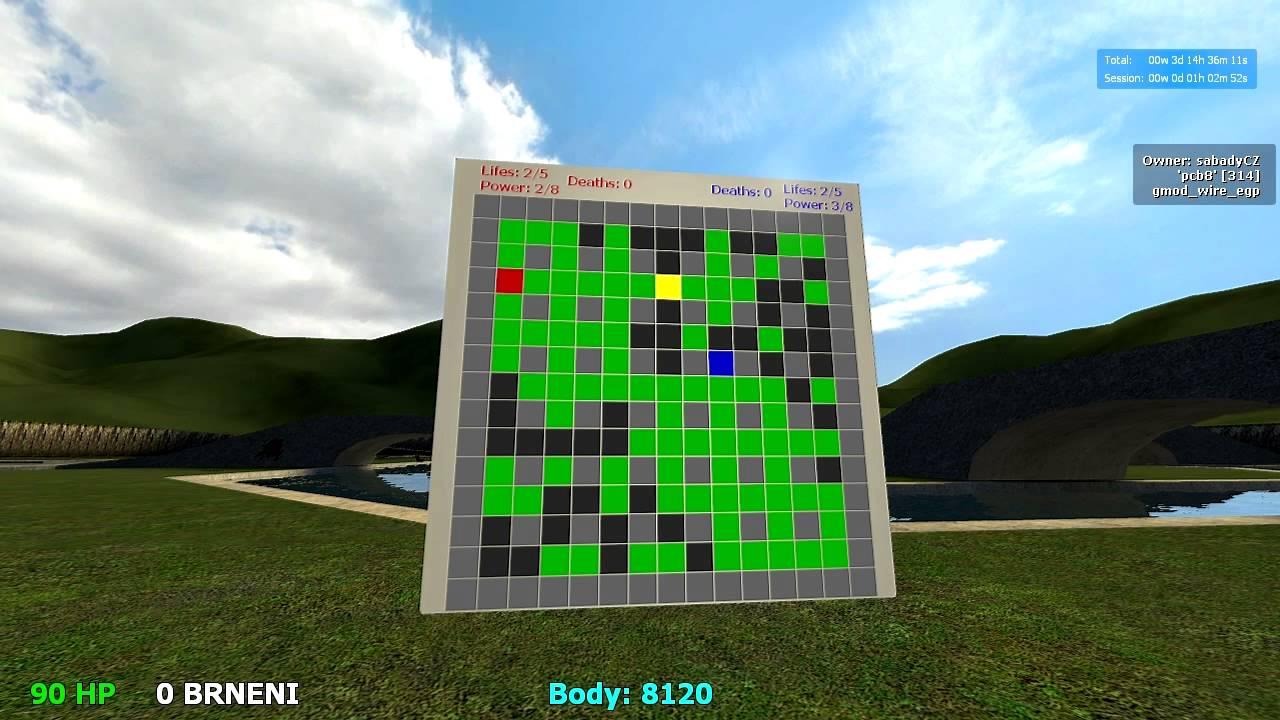 Делаем маленькую машину с турелью автор: sirox канал: http://wwwyoutubecom/user/siroox1 игра: garrys mod 13 музыка