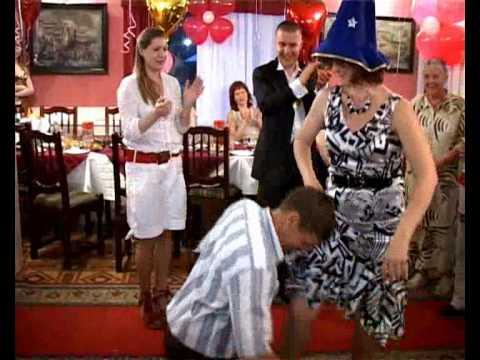 Свадьба. Конкурс Волшебная шапка