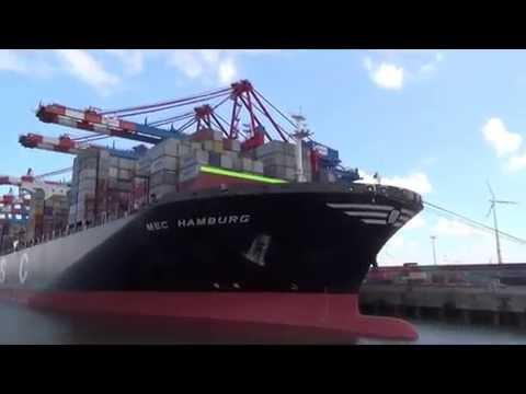 Hafenrundfahrt in Hamburg mit der Mein Schiff 5 1 Tage in Hamburg - Gesamtvideo