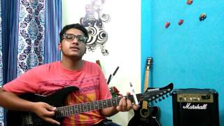 Stay a little longer (Half Girlfriend) FULL SONG Guitar chords for Beginners