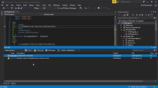 Visual Studio 2017 ATL Object UUID Bug